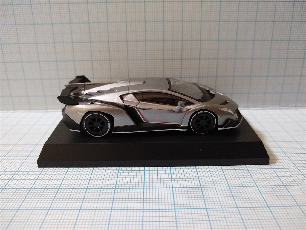 京商ミニカー ランボルギーニ ヴェネーノの画像3