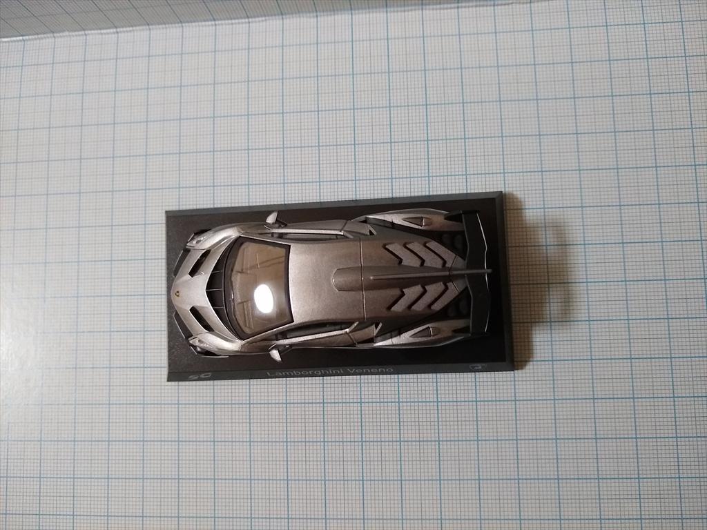京商ミニカー ランボルギーニ ヴェネーノの画像5