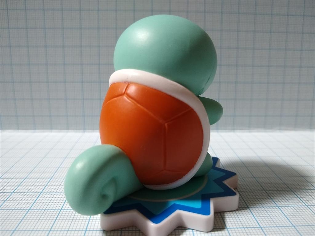 「ポケモンわくわくゲットくじ2012」ゼニガメの画像