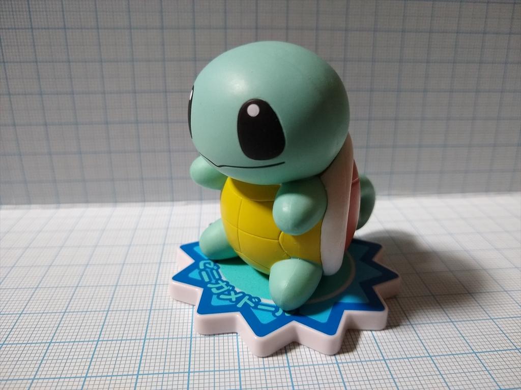 「ポケモンわくわくゲットくじ2012」ゼニガメの画像1