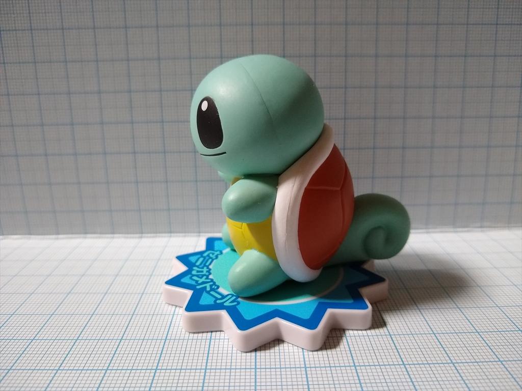 「ポケモンわくわくゲットくじ2012」ゼニガメの画像5