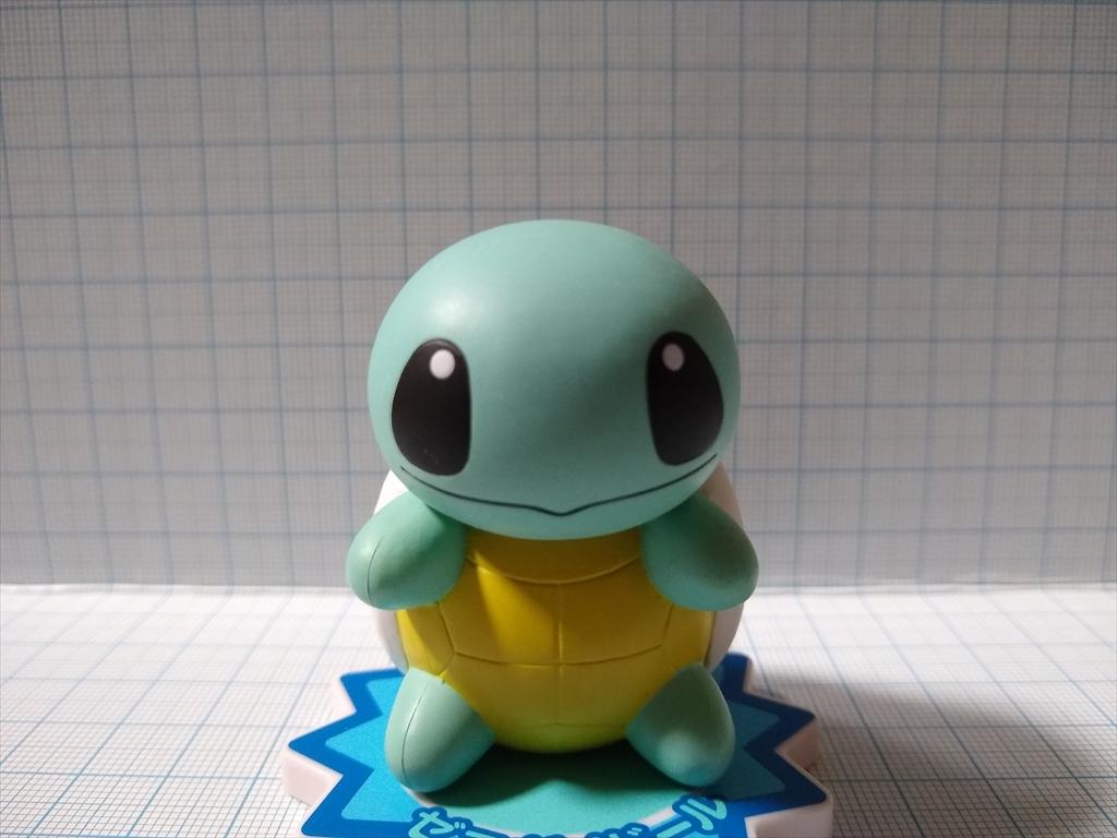 「ポケモンわくわくゲットくじ2012」ゼニガメの画像2