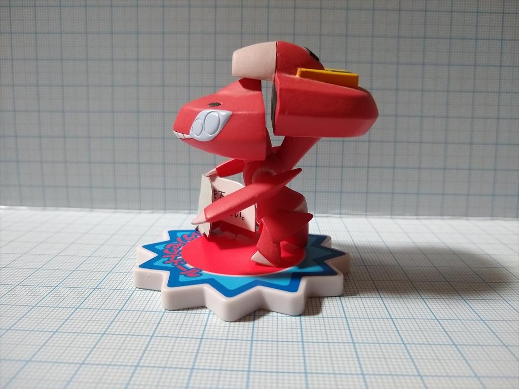 「ポケモンわくわくゲットくじ2013」赤いゲノセクトの画像5