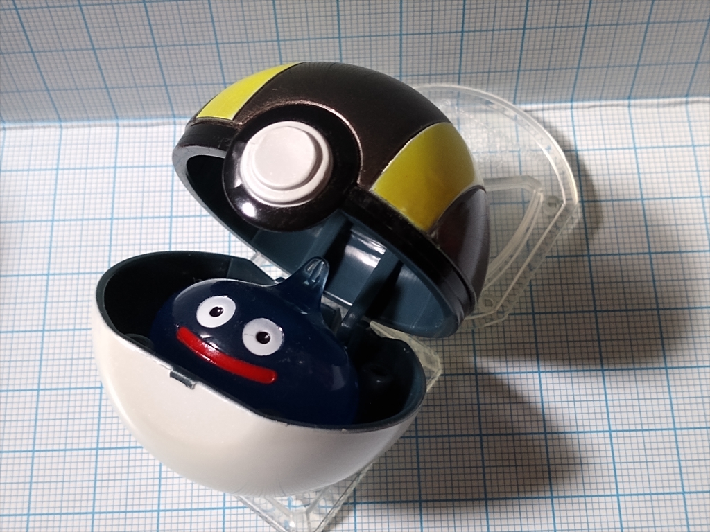 「ポケットモンスター ボールコレクション 」ハイパーボール の画像