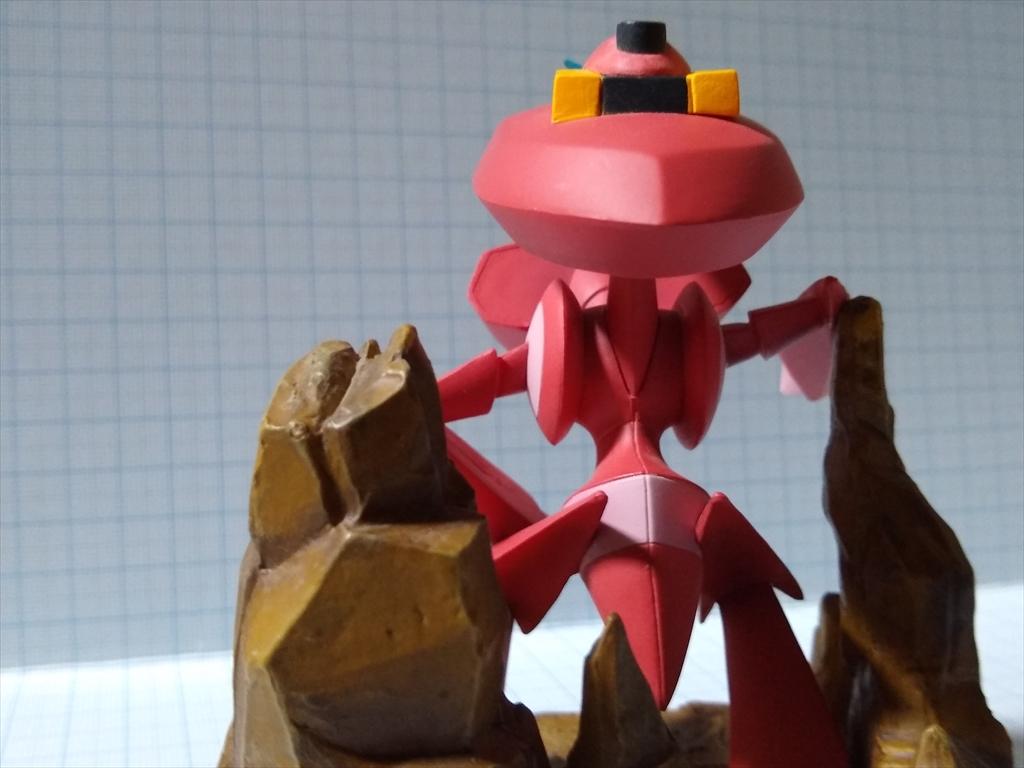 一番くじ「ポケモンわくわくゲットくじ2013」赤いゲノセクトの画像2