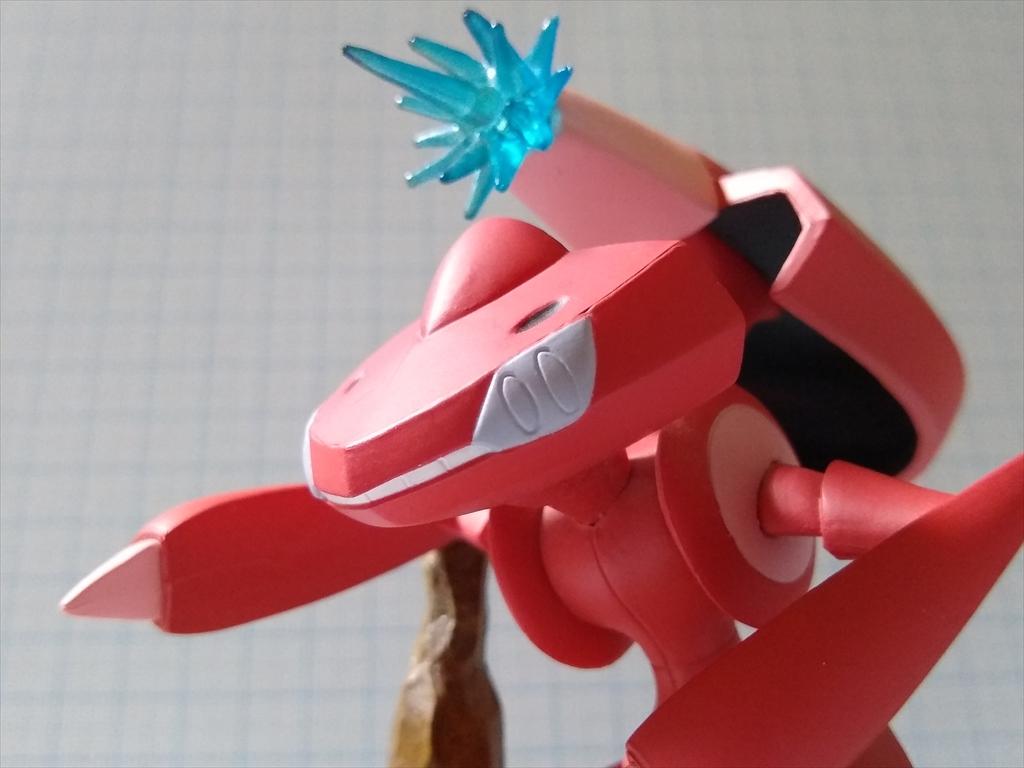 一番くじ「ポケモンわくわくゲットくじ2013」赤いゲノセクトの画像