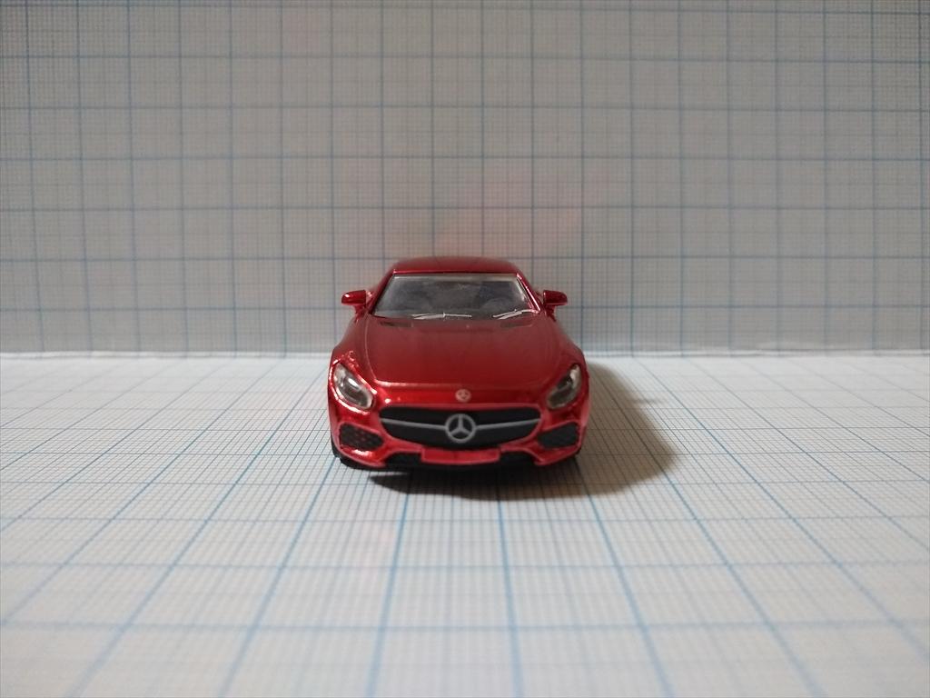 マジョレットミニカー メルセデス AMG GTの画像2