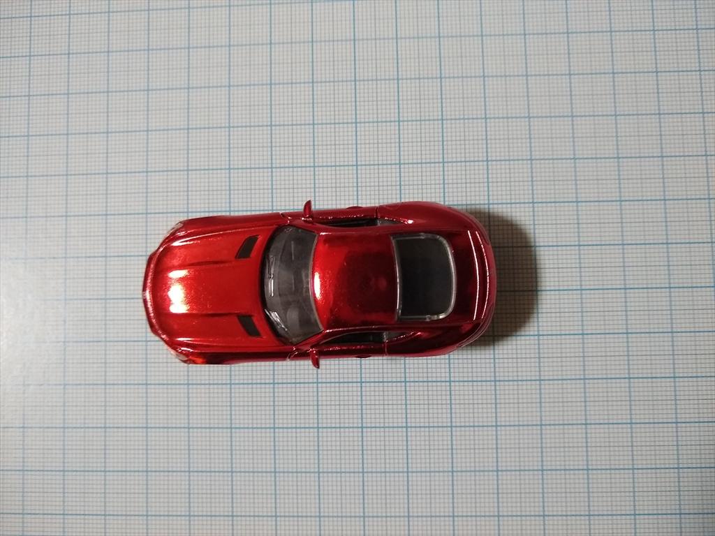 マジョレットミニカー メルセデス AMG GTの画像6