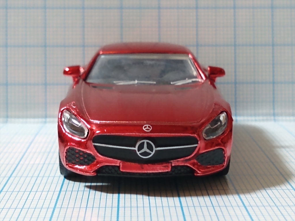 マジョレットミニカー メルセデス AMG GTの画像1