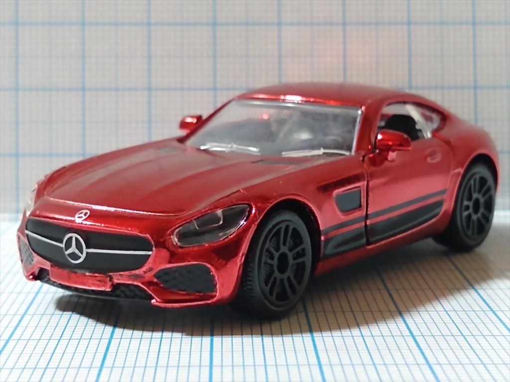 マジョレットミニカー メルセデス AMG GTの画像3