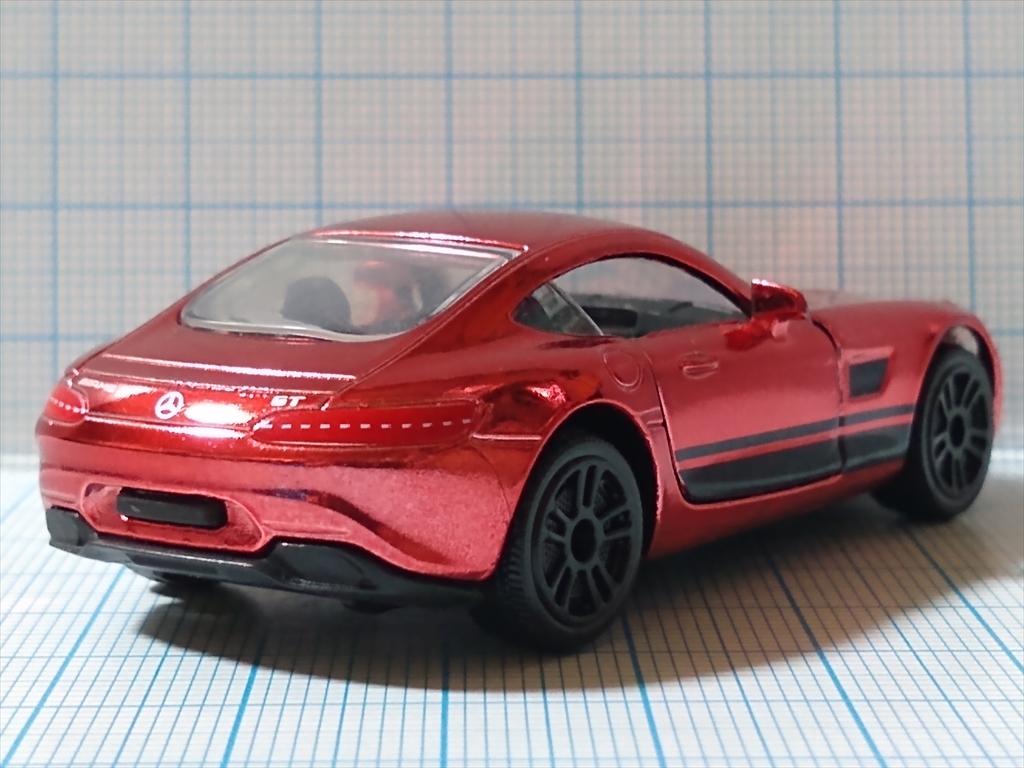 マジョレットミニカー メルセデス AMG GTの画像4