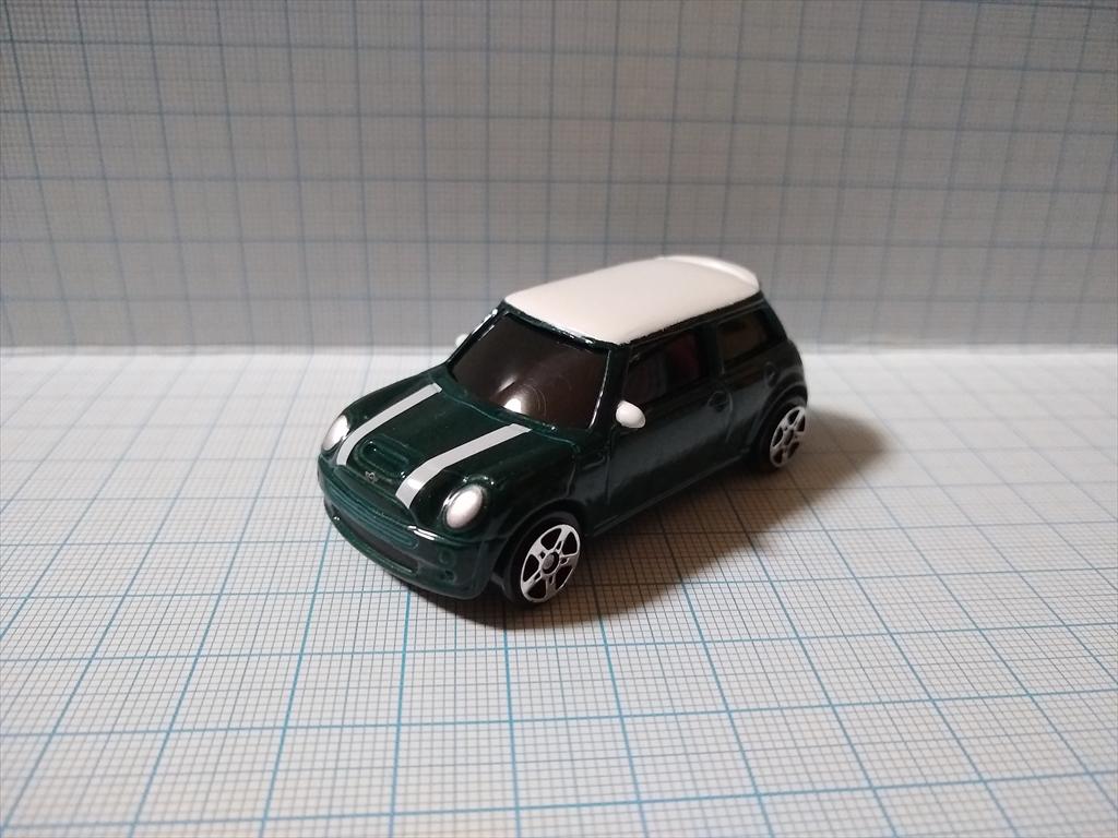 Maisto マイスト BMW Mini Cooper Sの画像