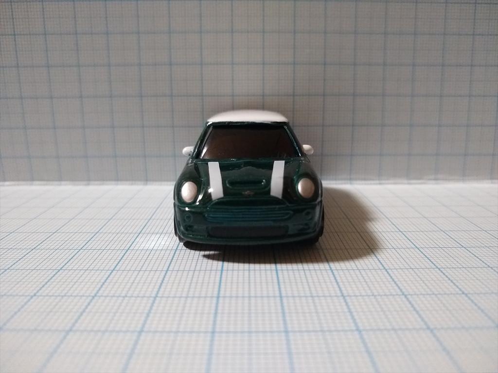 Maisto マイスト BMW Mini Cooper Sの画像1