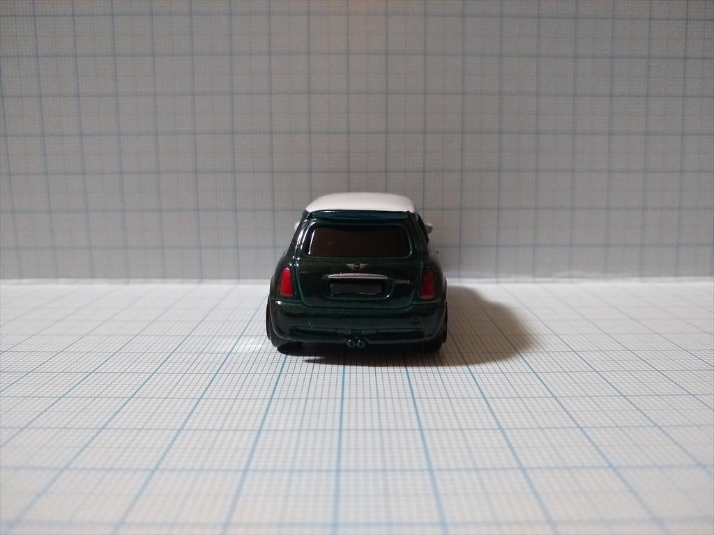 Maisto マイスト BMW Mini Cooper Sの画像3