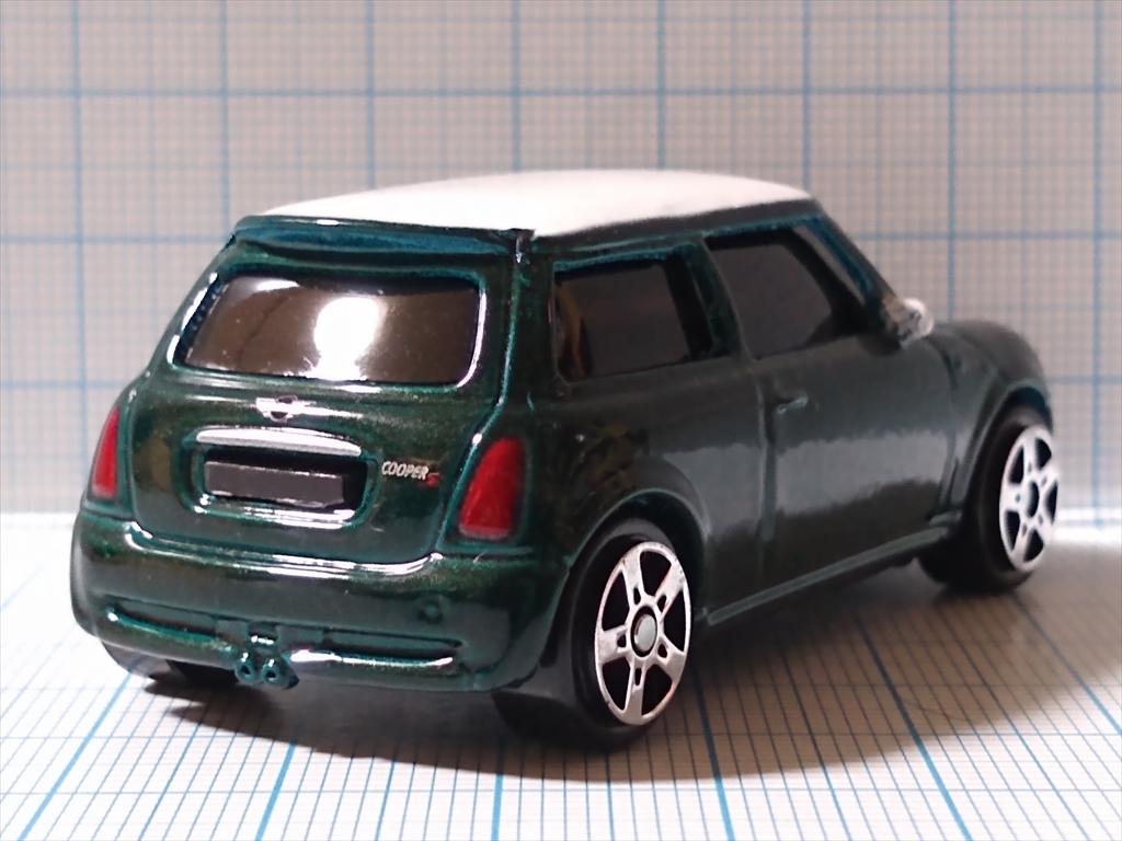Maisto マイスト BMW Mini Cooper Sの画像4