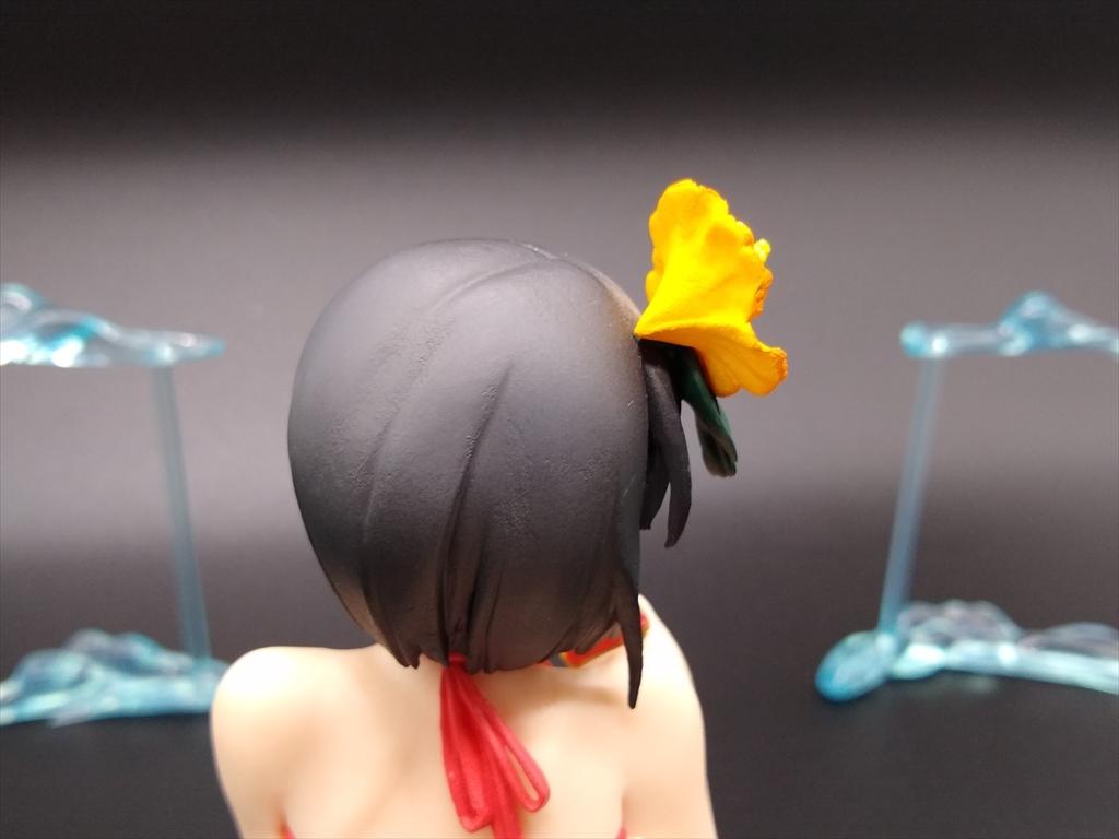 バンプレスト EXQフィギュア トロピカルシャワー直葉の画像