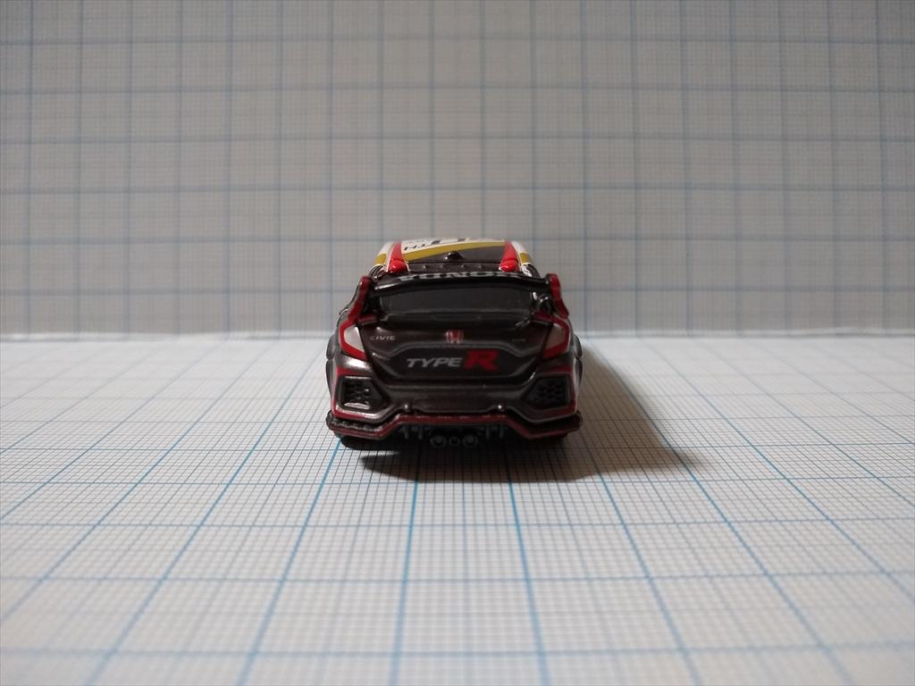 ホンダ シビック TYPE R トミカ50周年記念仕様 designed by Hondaの画像4