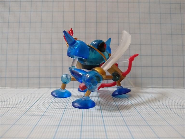 ドラゴンクエスト クリスタルモンスターズ カプセルバージョン キラーマシンの画像2