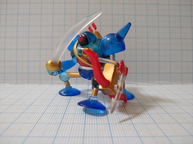 ドラゴンクエスト クリスタルモンスターズ カプセルバージョン キラーマシンの画像6