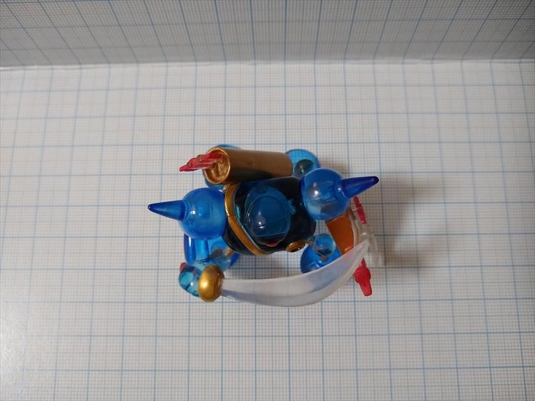 ドラゴンクエスト クリスタルモンスターズ カプセルバージョン キラーマシンの画像7