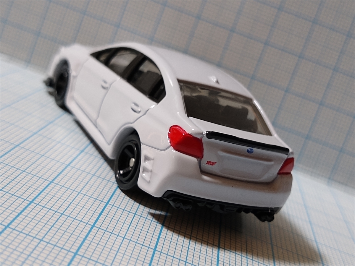 トミカ No.115 スバル WRX S4 STI Sport #(初回特別仕様)の画像