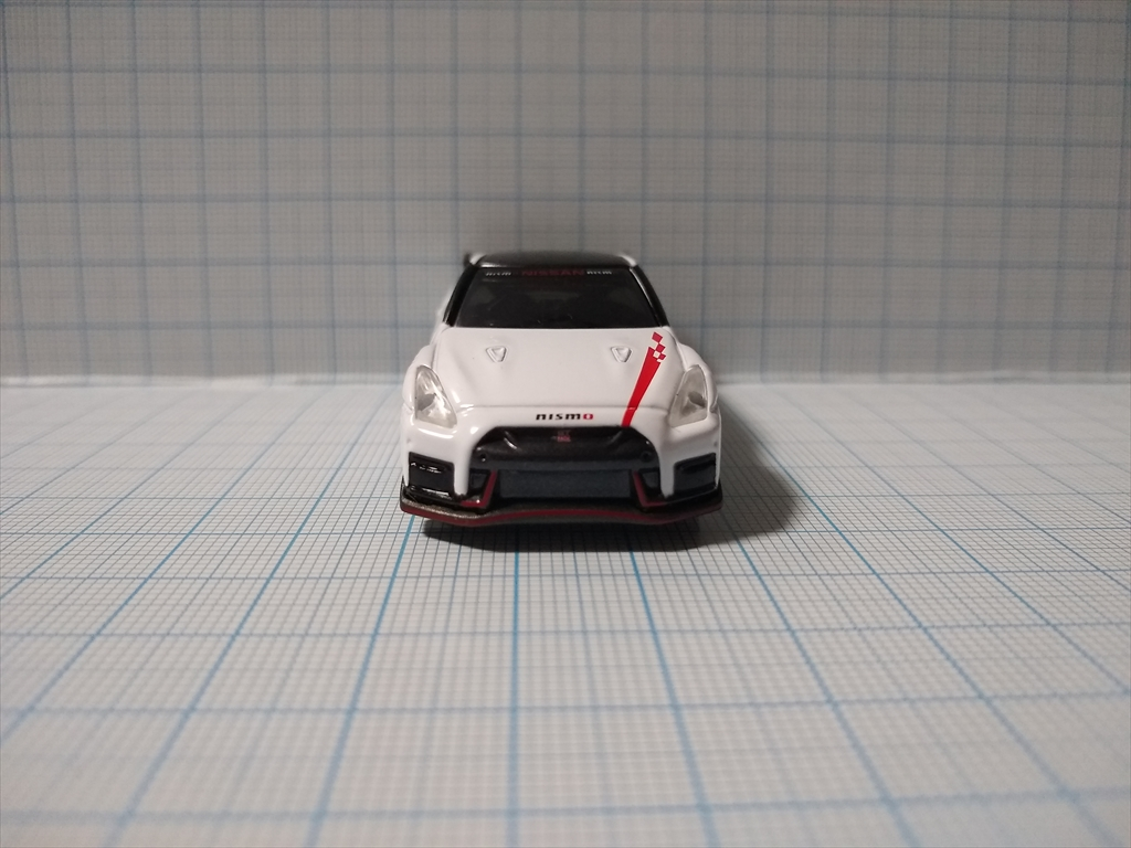 日産 GT-R NISMO 2020 GT3 仕様 トミカいっぱいあつめよう!プレゼントキャンペーン2021の画像2