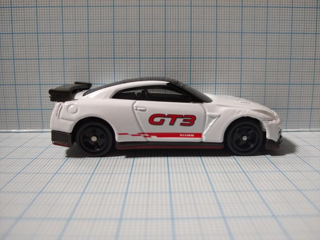 日産 GT-R NISMO 2020 GT3 仕様 トミカいっぱいあつめよう!プレゼントキャンペーン2021の画像3