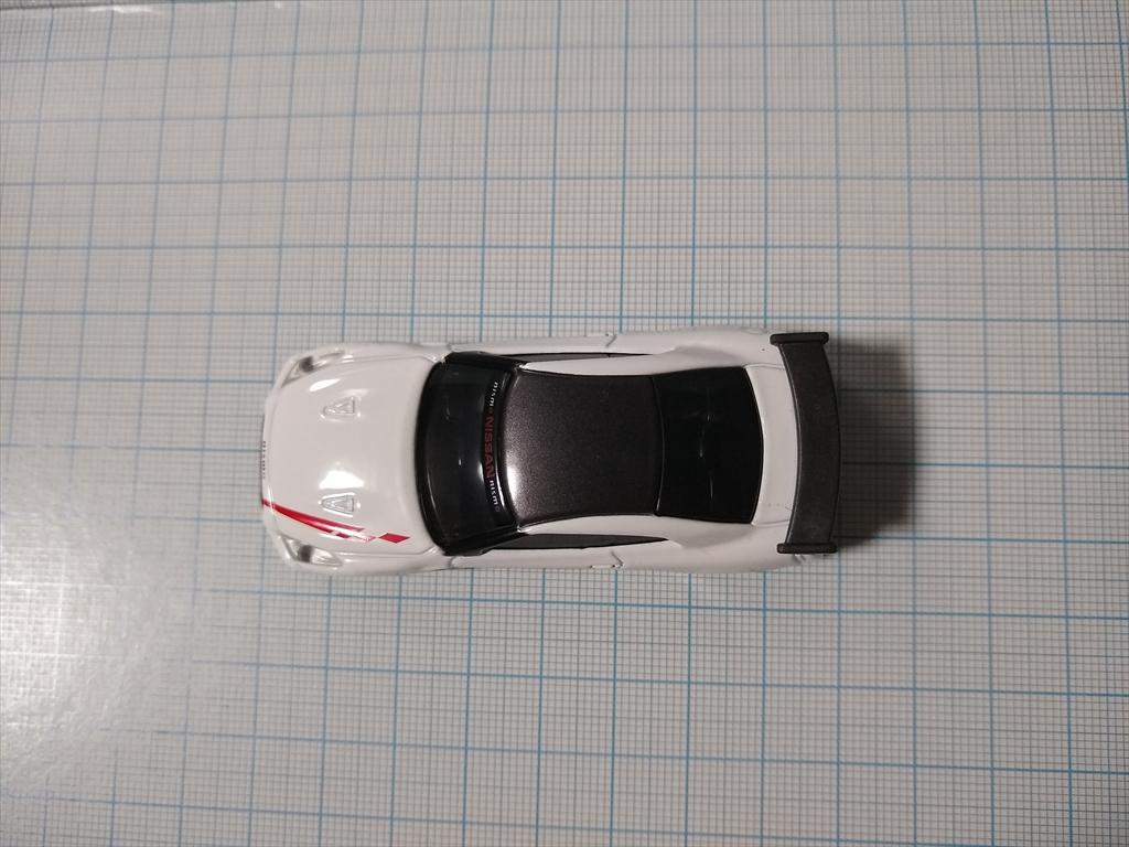 日産 GT-R NISMO 2020 GT3 仕様 トミカいっぱいあつめよう!プレゼントキャンペーン2021の画像6
