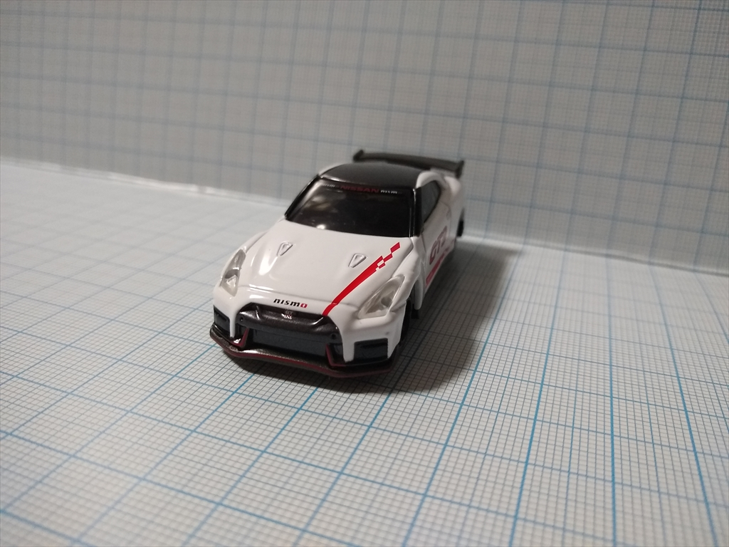 日産 GT-R NISMO 2020 GT3 仕様 トミカいっぱいあつめよう!プレゼントキャンペーン2021の画像8