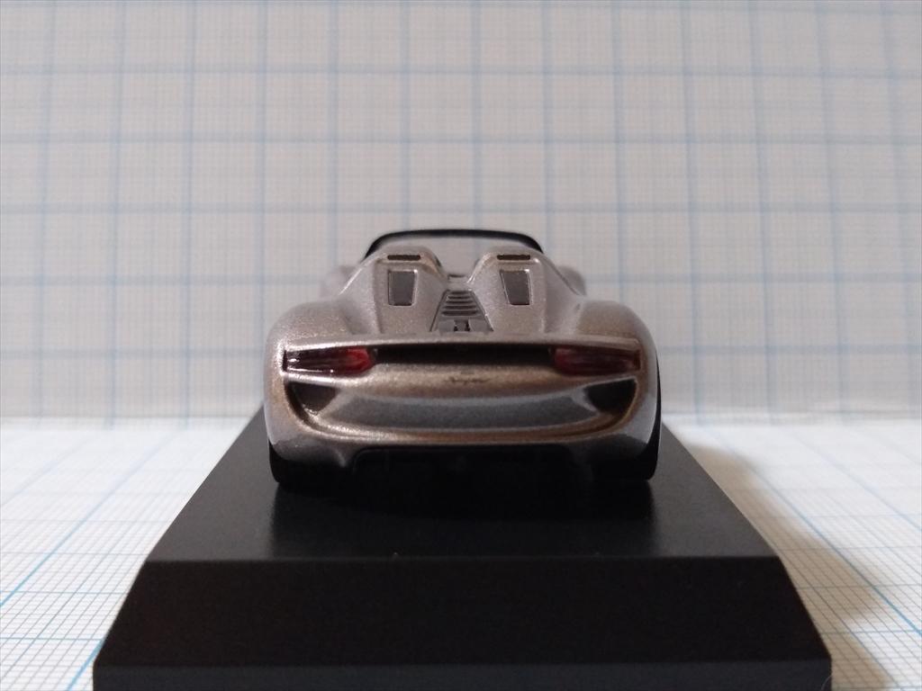 京商ミニカー ポルシェ ミニカーコレクション5 Porsche 918 Spyderの画像5