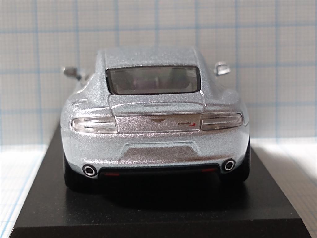 京商ミニカー アストンマーティン ミニカーコレクション ASTON MARTIN Rapide Sの画像2