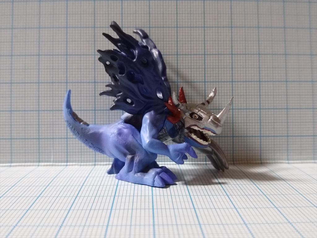 デジタルモンスター カプセルマスコットコレクション ver.2.0 メタルグレイモンの画像3