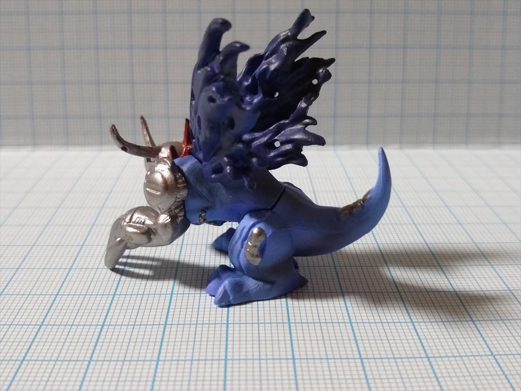 デジタルモンスター カプセルマスコットコレクション ver.2.0 メタルグレイモンの画像