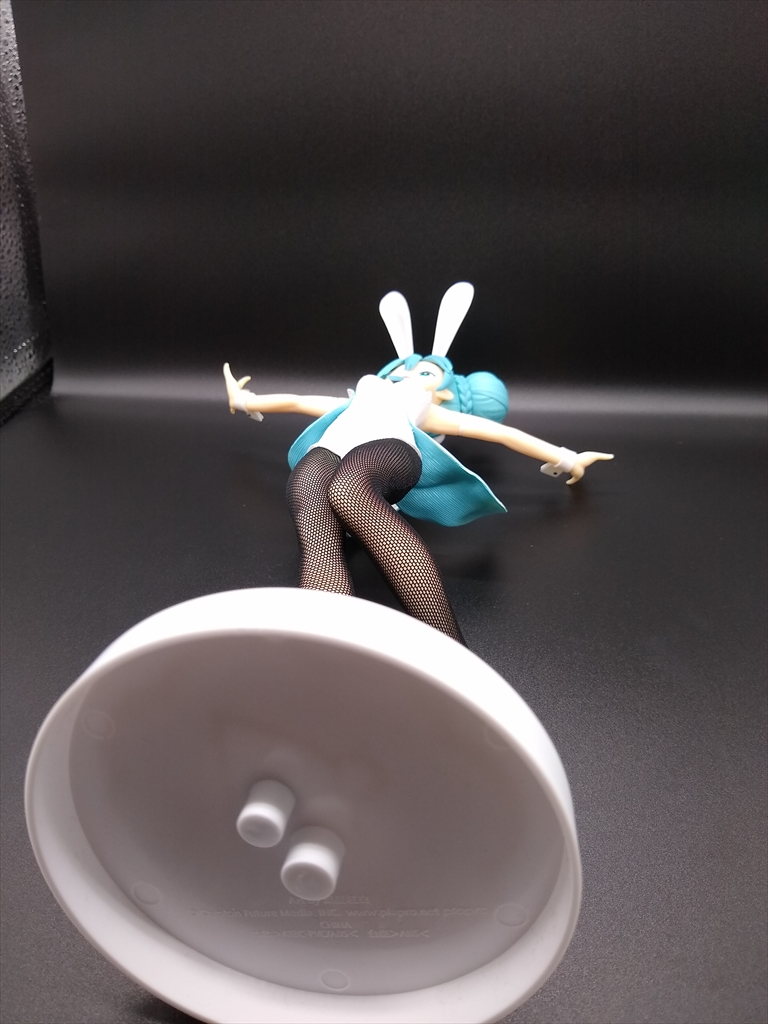 フリュープライズフィギュア  BiCute Bunnies Figure -WHITEver.-初音ミクの画像