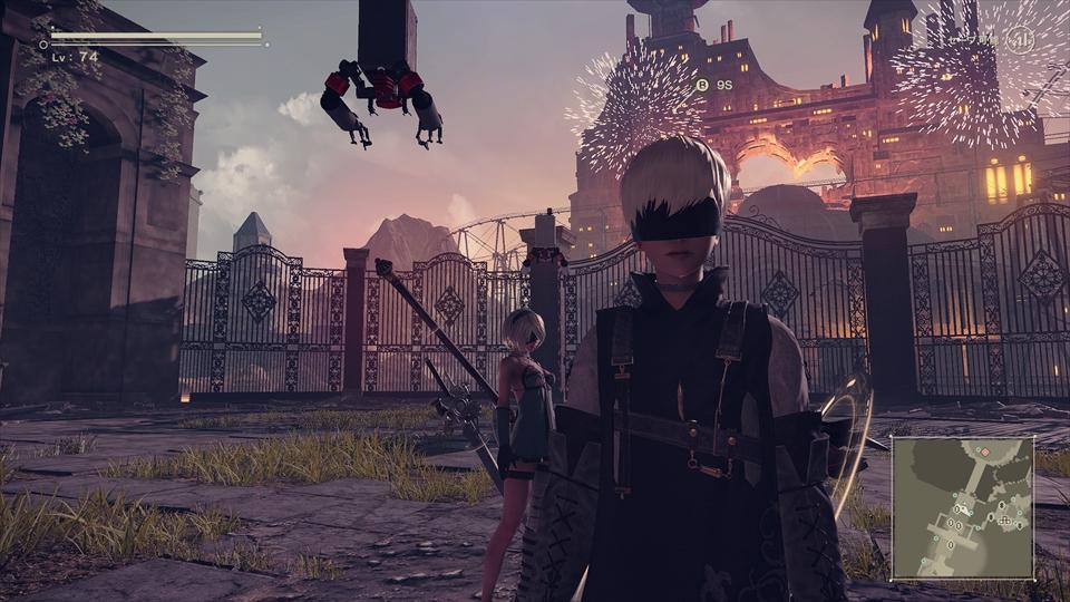 Steam版ニーアオートマタ 2021年7月16日アップデートの画像