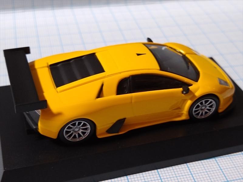 ランボルギーニ ミニカーコレクション6 Lamborghini Murcielago R-GT Team JLOCの画像