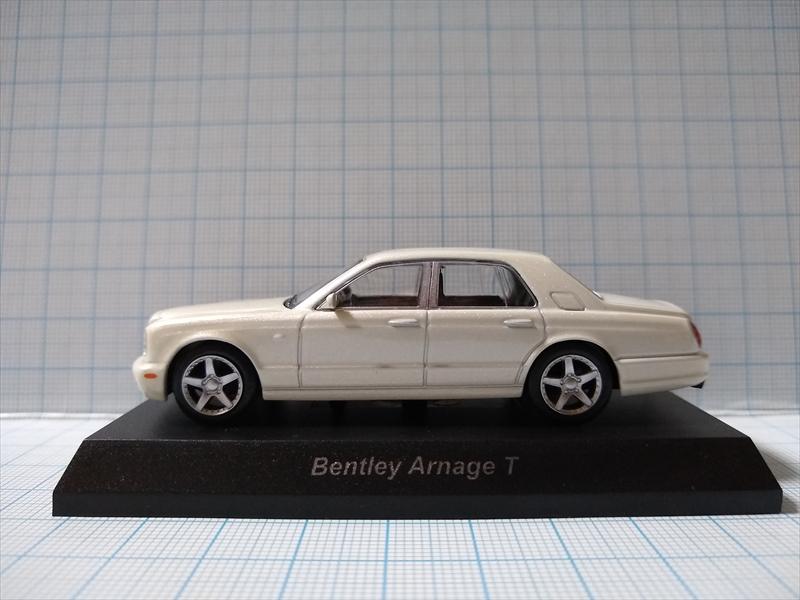 ベントレー ミニカーコレクション BENTLEY ARNAGE Tの画像5