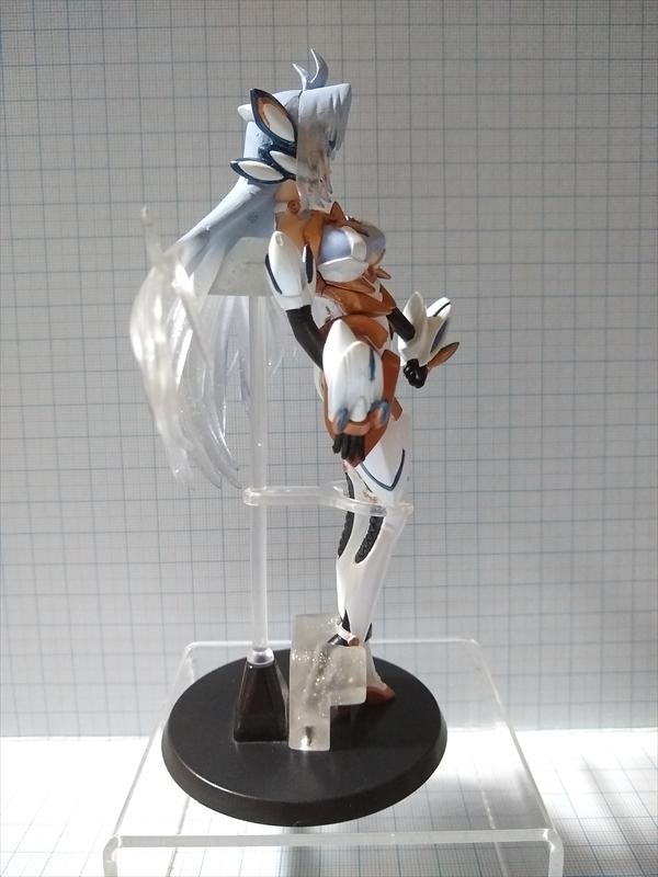 トレーディングフィギュア ゼノサーガレジェンド EP1 KOS-MOS ver.4(青眼ver.)の画像2