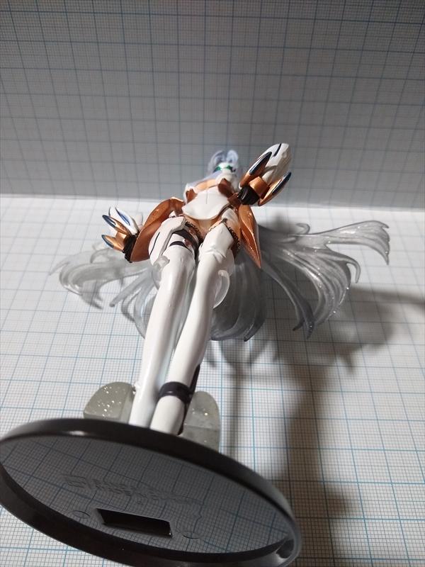 トレーディングフィギュア ゼノサーガレジェンド EP1 KOS-MOS ver.4(青眼ver.)の画像6