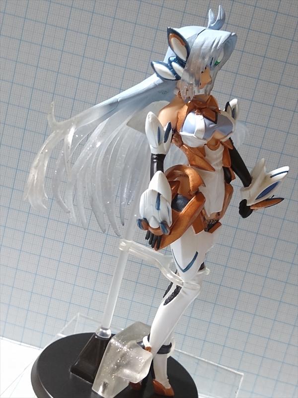 トレーディングフィギュア ゼノサーガレジェンド EP1 KOS-MOS ver.4(青眼ver.)の画像