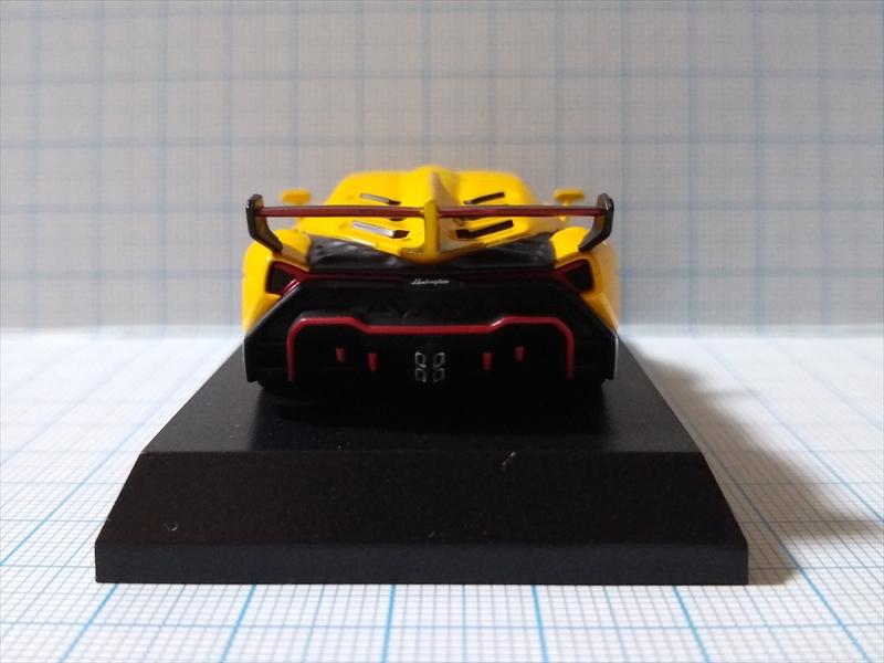 京商ミニカー ランボルギーニ ミニカーコレクション6 Lamborghini Venenoの画像4
