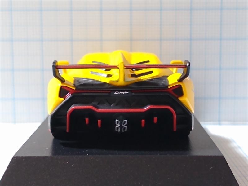 京商ミニカー ランボルギーニ ミニカーコレクション6 Lamborghini Venenoの画像2