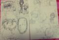 昔描いた漫画 5
