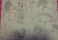 昔描いた漫画 4