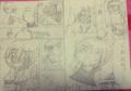 昔描いた漫画 3