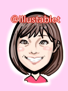 似顔絵 iPadPro