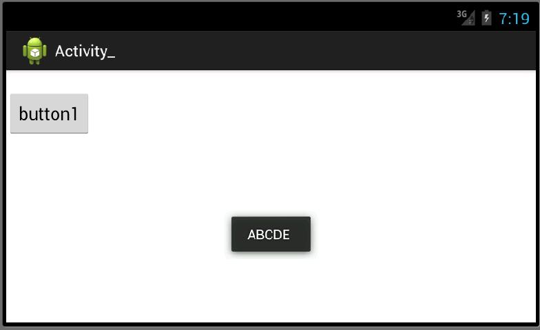 """""""ABCDE""""がToast表示されたのでonSaveInstanceStateには来てる"""