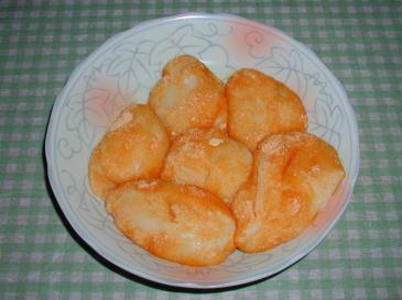 安倍川餅(きなこ)