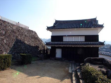 畳櫓(現存櫓)