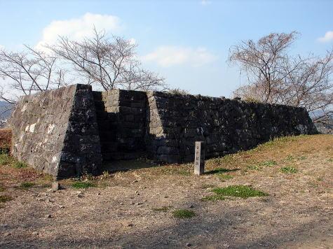 会所(かいしょ)櫓跡
